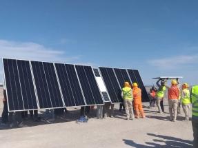La española Sólida se adjudica casi mil megavatios en contratos de ingeniería y supervisión de obra