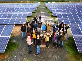 La cooperativa Som Energia ya solo necesita 85.000 euros para cerrar la financiación