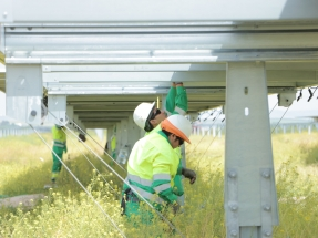 El desarrollo de las plantas solares de Statkraft en Cádiz generará 500 puestos de trabajo