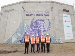 Siemens Gamesa almacena electricidad en piedras volcánicas
