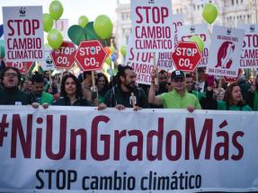 El nuevo informe del IPCC deja clara la urgente necesidad de fortalecer la acción climática