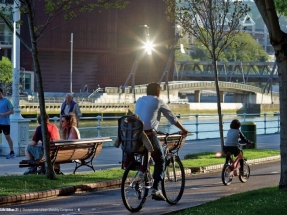 Bilbao se convierte en la capital mundial de la movilidad urbana sostenible