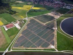 La producción solar media alemana en los cinco primeros días de abril quintuplica a la de la península ibérica