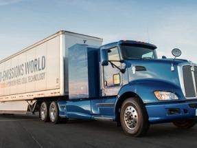 Toyota prueba sus pilas de combustible en un camión de gran tonelaje