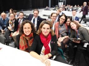 La ministra Ribera será vicepresidenta para la Transición Ecológica y el Reto Demográfico