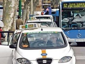 Baleares da ayudas de hasta 6.000 euros a los taxistas que opten por vehículos eléctricos