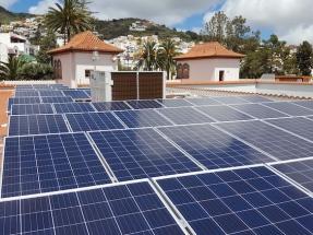 El Ayuntamiento de Teror amortizará su instalación solar de autoconsumo en cinco años