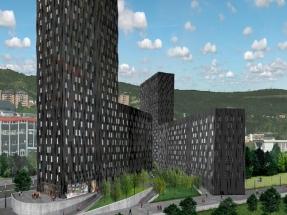 El edificio certificado con el sello Passivhaus más alto del mundo estará en Bilbao