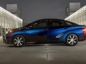 Toyota prevé multiplicar por diez sus ventas de vehículos de hidrógeno a partir de 2020