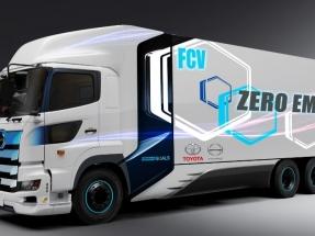 El camión de hidrógeno que viene