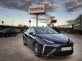 Toyota recorre en su Mirai de hidrógeno 5 millones de kilómetros… sin novedad