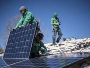 La inversión en energías renovables más elevada de toda la historia