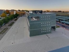 La instalación de autoconsumo de uno de los campus de la Universidad de Jaén tendrá más de un megavatio de potencia
