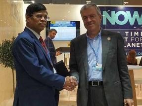 UNEF se alía con la International Solar Alliance para acelerar el despliegue de la energía fotovoltaica a nivel global