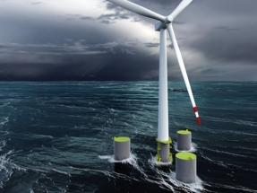 Cantabria se posiciona en la carrera de la eólica marina flotante con un prototipo de diez megavatios