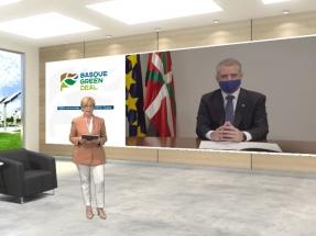 """Urkullu y Tapia presentan """"el modelo vasco para un desarrollo económico justo y sostenible"""""""
