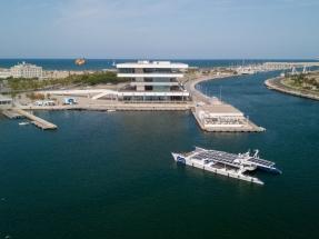Valencia recibe hoy al barco 100% renovable Energy Observer