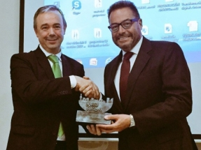 """ABN Pipe Systems recibe el primer Premio Madrid Subterra por su actividad de """"I+D en materia de energías del subsuelo"""""""