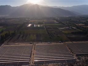 Solarpack vende por 45 millones de dólares cuatro campos solares fotovoltaicosal grupo francés CVE
