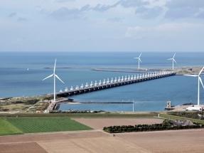 Siemens Gamesa sumistrará los aerogeneradores del parque eólico que proyecta Holanda en el lago IJsselmeer