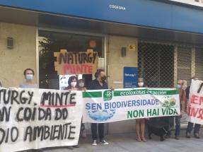 Ecologistas en Acción denuncia que el uso hidroeléctrico que hace Naturgy de la presa Ponte Inferno es ilegal