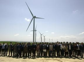 """Villar Mir firma el primer parque eólico peninsular """"sin prima y sin subasta"""""""