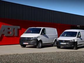 Volkswagen Vehículos Comerciales 100% eléctricos desde 38.000 euros