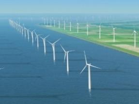 La eólica marina europea espera un bienio 2017-2018 de récord