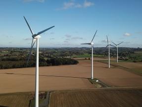 La eólica europea conecta 4.900 megavatios en 180 días