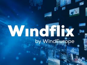 WindEurope lanza la plataforma de vídeos WindFlix sobre energía eólica