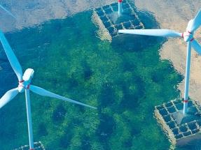 Valencia estudia el almacenamiento de energía eólica marina en forma de aire comprimido