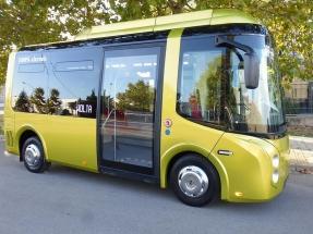 Madrid adquiere 18 microbuses eléctricos y 460 de gas