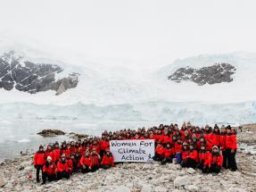 Un centenar de científicas, siete de ellas españolas, estudiarán el cambio climático en la Antártida