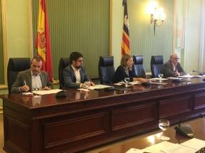 Las renovables de Menorca podrían abastecer de energía a Mallorca en días de invierno