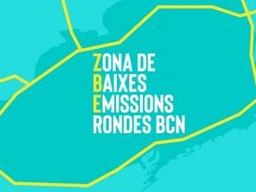 Barcelona estrena la Zona de Bajas Emisiones más grande del Sur de Europa