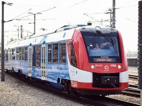 El tren de hidrógeno de Alstom tiene una autonomía de 1.000 kilómetros y ya circula en Austria