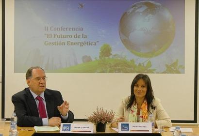 El ahorro y la eficiencia energética, tema de la segunda conferencia de JGB