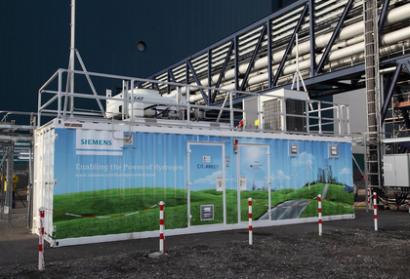 EEUU: Fluence, nueva compañía global de tecnología de almacenamiento de energía
