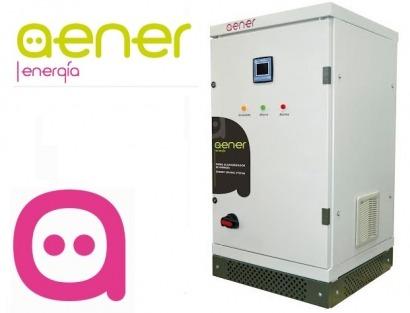 """Aener crea un """"filtro de energía"""" que reduce hasta un 20% el consumo de las instalaciones eléctricas"""