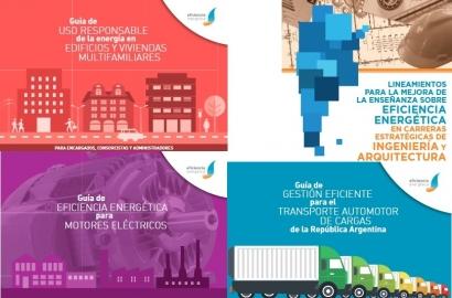 ARGENTINA: Presentan guías de eficiencia energética para edificios, motores eléctricos y el transporte automotor de cargas