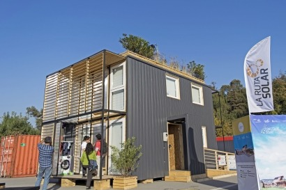 CHILE: La casa S³ gana Construye Solar 2017, el concurso de viviendas sociales sustentables