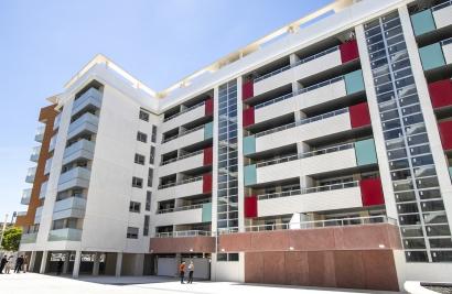 Primer edificio de vivienda protegida con certificado Passivhaus en España bajo iniciativa privada