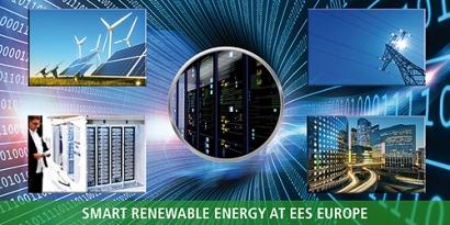 ees Europe presentará las tecnologías de almacenamiento más innovadoras