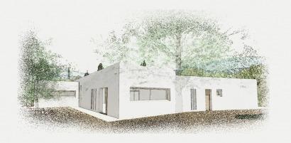 Una vivienda 100% solar de Ibiza podría convertirse en el primer edificio Passivhaus Premium de España