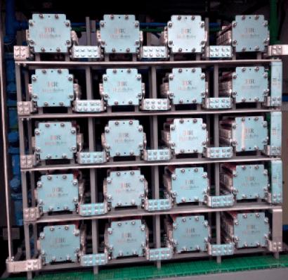 HydraRedox, tecnología innovadora de almacenamiento eléctrico