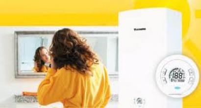 El calentador HydroPower-Plus de Junkers, premio a la innovación