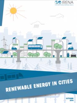 Irena muestra el enorme potencial de las ciudades para usar energías limpias