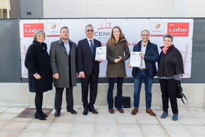 Zaragoza alberga el segundo edificio nuevo de viviendas Passivhaus de España