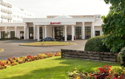 La cadena hotelera Marriott quiere reducir en un 20% su consumo de agua y luz
