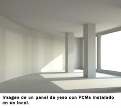 Un nuevo material reduce el gasto energético de los edificios en un 40%